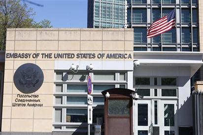 Bộ Ngoại giao Mỹ cho thôi việc 200 nhân viên người Nga