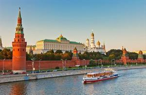 Điện Kremlin - Biểu tượng lịch sử và sức mạnh nước Nga
