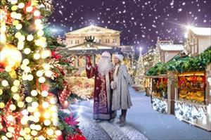 5 điểm đón Giáng Sinh hấp dẫn ở châu Âu