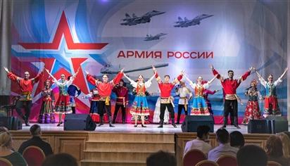 ''Đội quân Văn hóa'' của Nga đã sẵn sàng