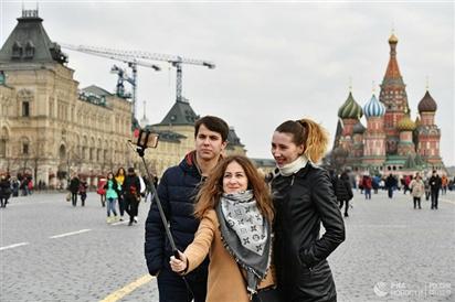 Moscow được công nhận điểm đến du lịch tốt nhất thế giới 2019