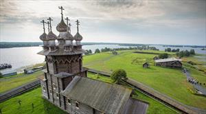 Đảo kizhi – di sản thế giới và tuyệt tác của nước Nga