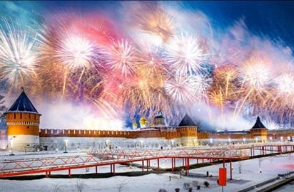 Nước Nga mừng Lễ Giáng sinh Chính Thống giáo vào ngày 7 tháng 1 hàng năm