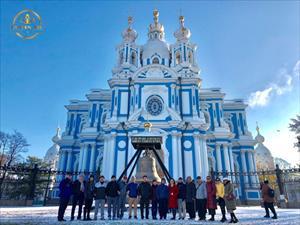 Các lưu ý cần có để có chuyến du lịch Saint-Petersburg trọn vẹn nhất