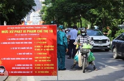 'Dịch ở Hà Nội rất khó dự đoán'