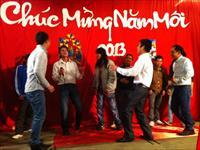 Tin ảnh: Cty Phú Gia đón mừng Năm mới 2013