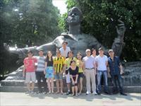 Thành phố Ryazan – khoảnh khắc trong tôi