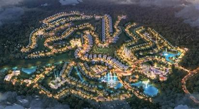 Ivory Villas & Resort - tổ hợp bất động sản nghỉ dưỡng 5 sao đậm bản sắc Tây Bắc