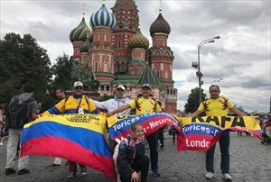 Du lịch Nga 'ăn nên làm ra' nhờ World Cup