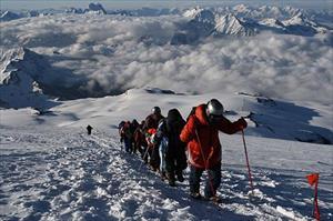 Elbrus — kì quan của nước Nga