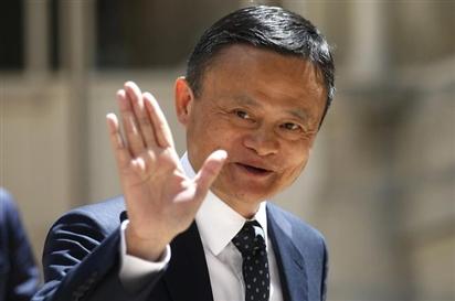 Tỷ phú Jack Ma lần đầu ra nước ngoài sau hơn một năm