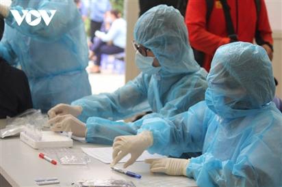 Ngày 17/10, Hà Nội phát hiện thêm 15 ca mắc Covid-19