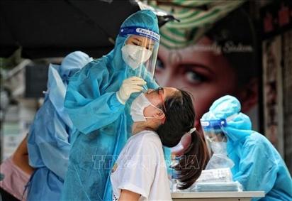 Trưa 24/9, Hà Nội có 4 ca dương tính mới, trong đó 1 ca phát hiện qua sàng lọc ho, sốt ở ổ dịch cũ