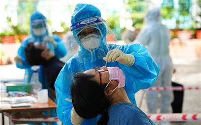 Hà Nội: Một phụ nữ 28 tuổi ở Phú Xuyên dương tính SARS-CoV-2