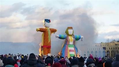 Maslenitsa - Lễ hội Tiễn mùa đông ở nước Nga
