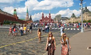 Top 10 việc bạn phải thực hiện khi đến Moscow