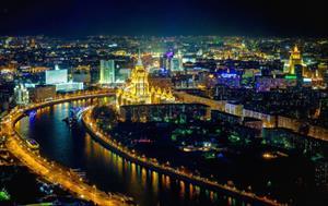 Moskva về đêm: Những trải nghiệm tuyệt vời (phần 2)