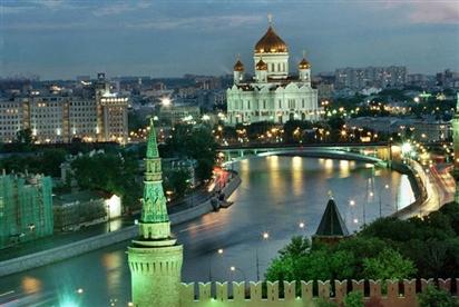 Mátxcơva 100 năm trước và hiện tại: 10 địa điểm được yêu thích