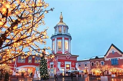 Hành trình mùa đông nước Nga