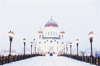 Những điều thú vị về mùa đông nước Nga!