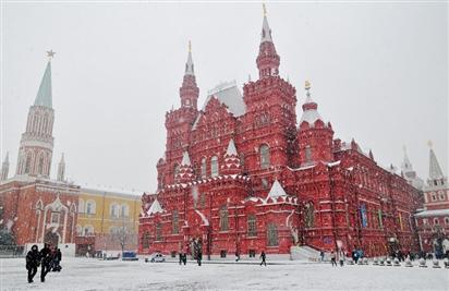Quảng trường Đỏ – địa điểm nổi tiếng nhất tại Moscow, Nga