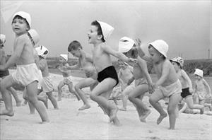 Mùa hè, nghỉ phép, bãi biển: Dân Liên Xô đi nghỉ ở khu điều dưỡng toàn quốc như thế nào