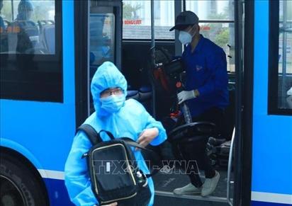 Hà Nội ghi nhận thêm 2 ca nhiễm mới SARS-Cov-2 tại Hà Đông và Thanh Trì