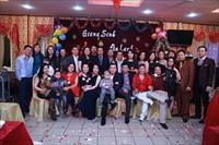 Tin ảnh: Đêm Noel tại nhà hàng Hương Việt 24/12/2012