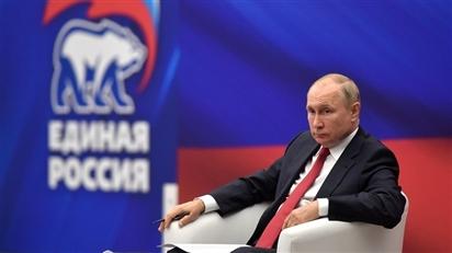 Chuyên gia phân tích 'sự trỗi dậy mạnh mẽ' của Moscow
