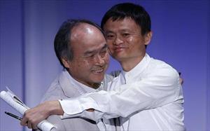 Biến 20 triệu USD thành 135 tỷ USD khi đầu tư vào Alibaba, Masayoshi Son được Jack Ma động viên sau biến cố với WeWork, Uber: 'Chúng ta điên nhưng không ngu dốt'