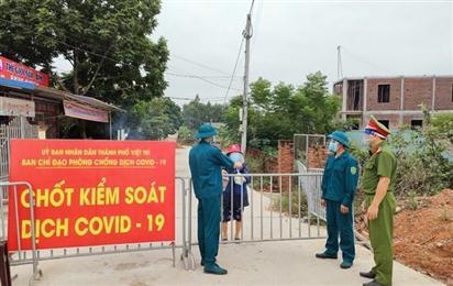 Phú Thọ: Học sinh, giáo viên mắc COVID-19 tiếp tục tăng