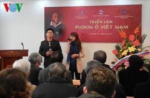 """Khai mạc Triển lãm """"Puskin ở Việt Nam"""""""