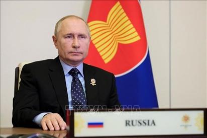 Tổng thống Nga đề xuất thiết lập cơ chế hợp tác chống COVID-19