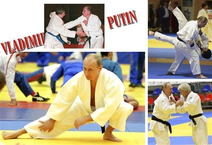 Sách lược đối ngoại 'tôn trọng, tận dụng và quật ngã đối thủ' của ông Putin