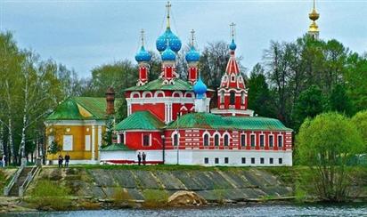 10 thị trấn đẹp nhất nước Nga