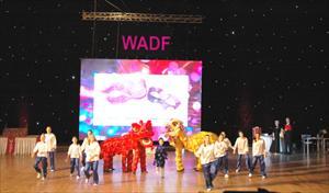 Sắc màu châu Á trong vũ điệu Nga