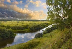 Những dòng sông lớn nhất ở Nga