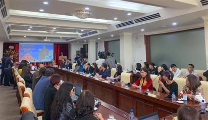 Ra mắt sách tiếng Việt của nhà thơ, triết gia kiệt xuất người Kazakhstan