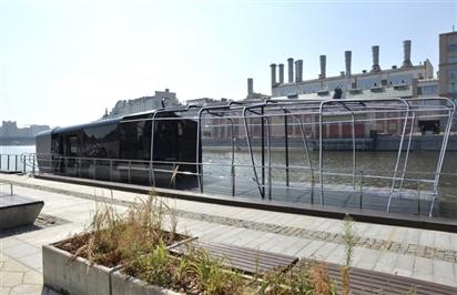 Nga xây dựng hệ thống tàu điện đầu tiên trên sông