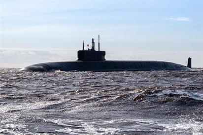 Avia.pro: Tàu ngầm bí mật Laika có thể phá hủy một nửa lãnh thổ Mỹ