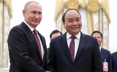 Đang phối hợp thu xếp chuyến thăm Nga của Chủ tịch nước Nguyễn Xuân Phúc