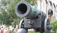 Súng thần công Vua - biểu tượng của nước Nga bất khả chiến bại