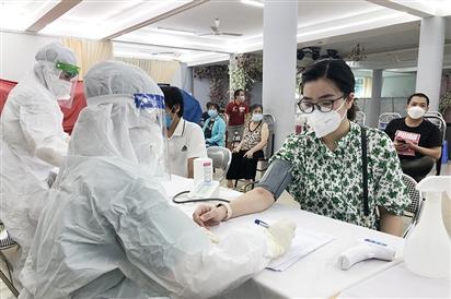 Trưa 23/9, Hà Nội thêm 5 ca mắc Covid-19 tại Long Biên và Thanh Xuân