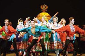 65 nghệ sĩ hàng đầu của Liên bang Nga sẽ có chuyến lưu diễn tại VN