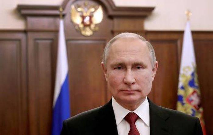 Điều đặc biệt trong lời chúc Ngày Chiến thắng của ông Putin