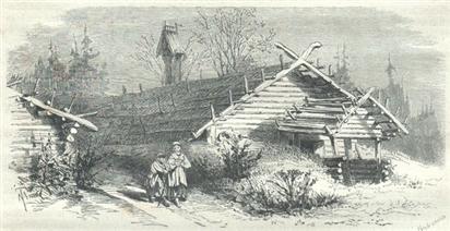 Loạt tranh cổ nước Nga những năm 1800