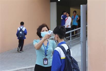 Hà Nội: Đã có kịch bản cho học sinh 'vùng xanh' trở lại trường