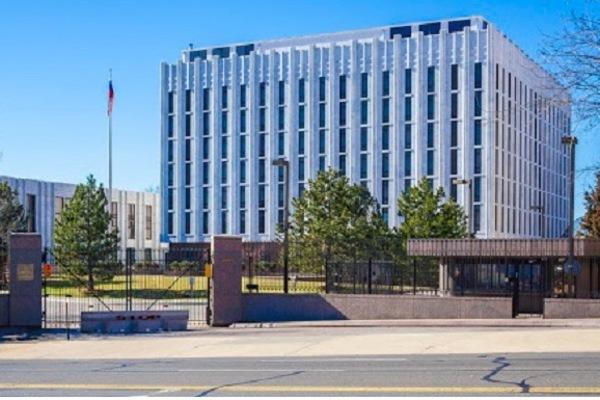 Mỹ trục xuất một loạt nhà ngoại giao, áp trừng phạt mới với Nga