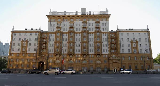 Nga tuyên bố trục xuất 10 nhân viên ngoại giao Mỹ