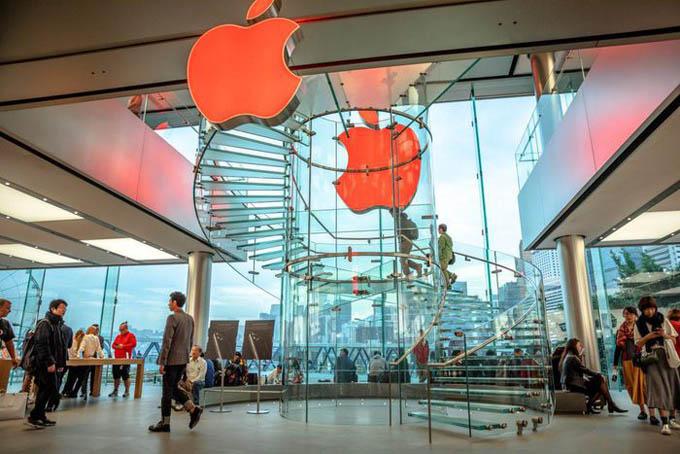 Chính phủ Trung Quốc từng 'dời' một ngọn núi để phục vụ Apple